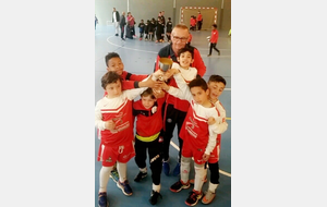Sam 1er avril / Tournoi U 9 à Melun
