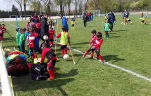 Sam 13 / Dim 14 avril : ECOLE DE FOOT
