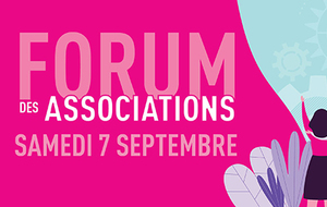 Sam 7 à Yerres / Dim 8 sept  à Crosne : FORUMS des ASSOCIATIONS