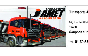 TRANSPORT JAMET